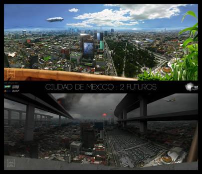 Ciudad de Mexico - 2 futuros