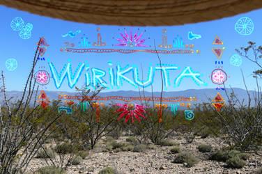 Wirikuta Recolorido - sombrero + logo by Ludo38