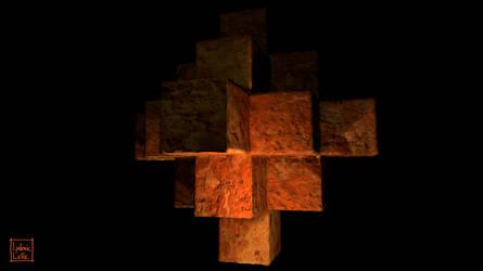 ChakanaTridimensional render01 by Ludo38