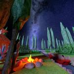 Chinampas 3D by Ludo38