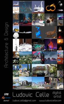 Portfolio 2018 - Architecture and Design