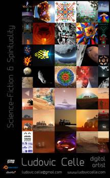 Portfolio 2018 - Science Fiction and Spirituality