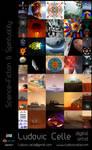 Portfolio 2018 - Science Fiction and Spirituality by Ludo38