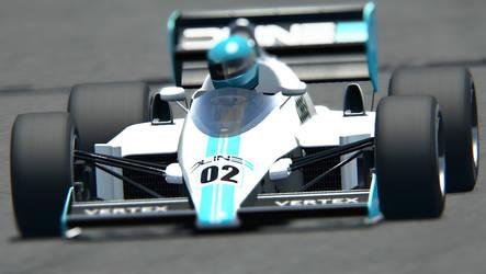 002 Lotus 98T Monza by dctoe