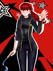 Persona 5 The Royal - Hi Senpai