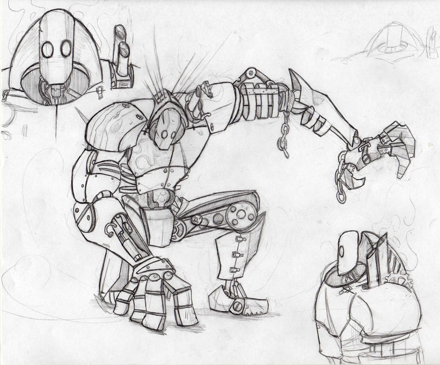 Awesome Robot Drawing ...