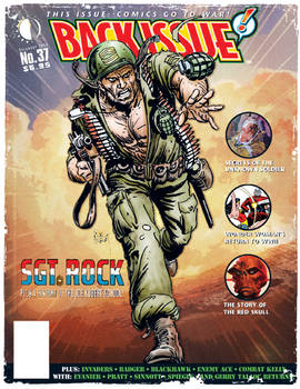 Sgt. Rock color