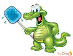 Cartoon Gator