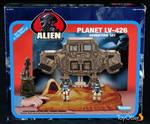 Alien Playset Concept