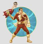 Shazam + Plastic Man