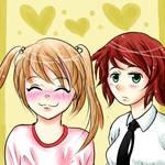 Emi and Rin