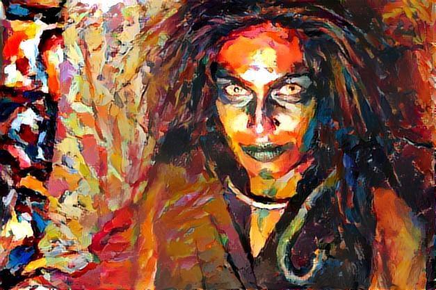 Monosha Devi by Anton-Dhar
