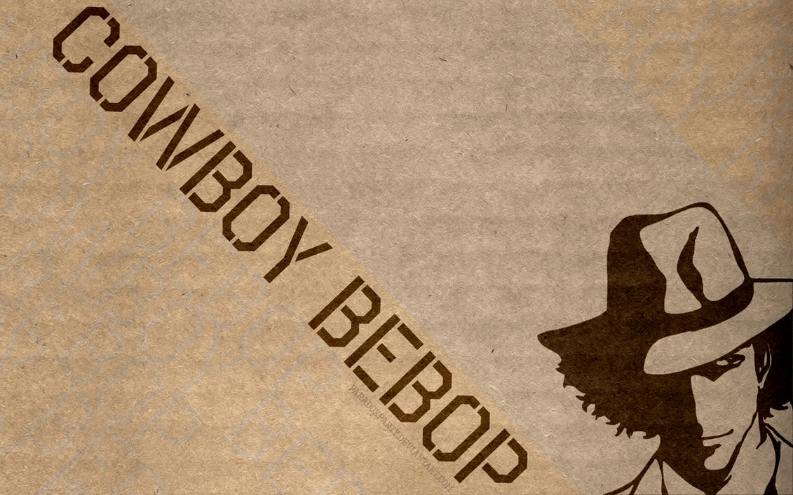 Cowboy Bebop Wallpaper by paradoxparty