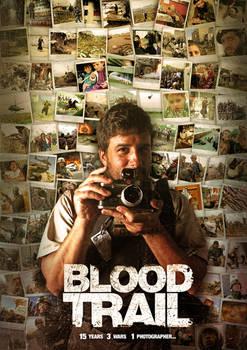 Blood Trail - POLAROID poster