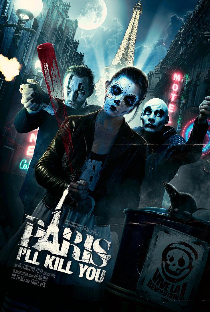 PARIS I'LL KILL YOU by Diversionary