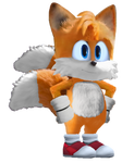 Baby Tails Render