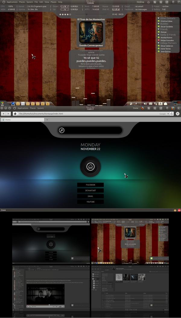 Maverido Desktop 2 by 73LL0