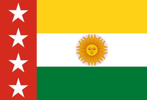 Federal Republic of Greater Peru (1861)