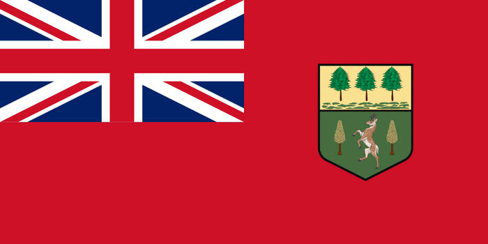 Balance of Power - Provincial Flag - Athabasca