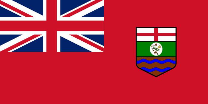 Balance of Power - Provincial Flag - Columbia