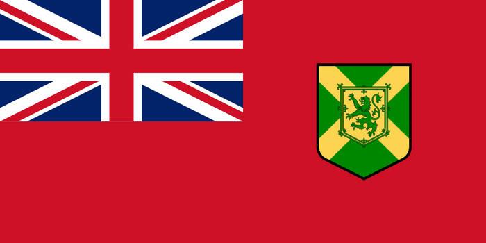 Balance of Power - Provincial Flag - Cape Breton