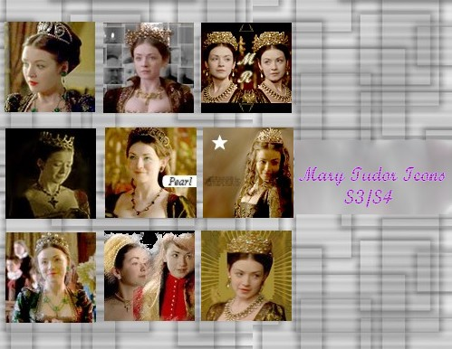 Mary Tudor icons by Lucrecia-89