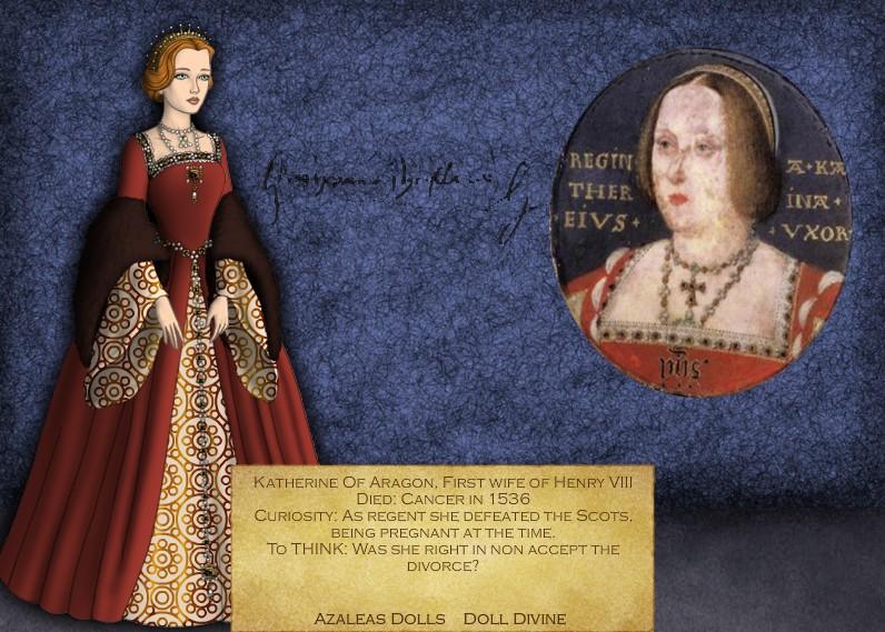 Tudor Queens Series- Catherine Of Aragon by Lucrecia-89