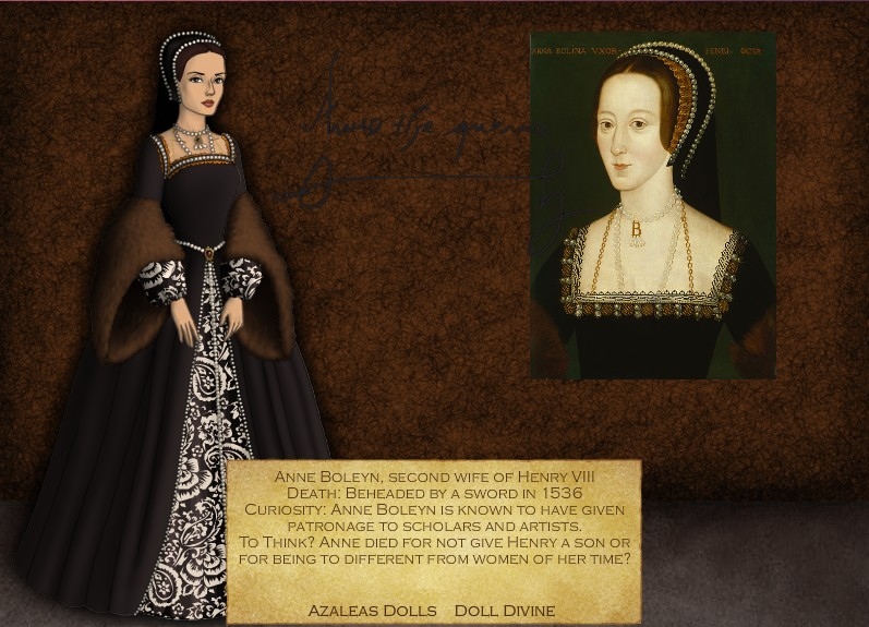 Tudor Queens Series- Anne Boleyn by Lucrecia-89