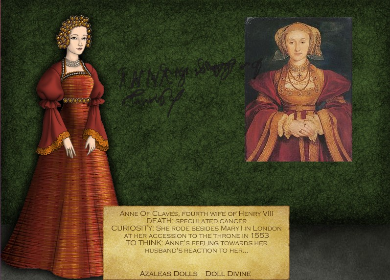Tudor Queens Series- Anne Of Cleves, by Lucrecia-89