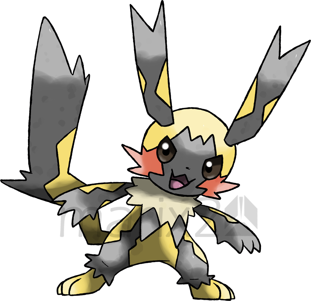 The gallery for --> Mega Evolution Pikachu