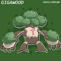 113 Gigawood by Marix20