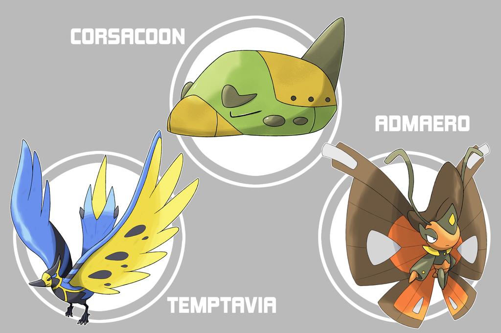 Kakapo Based Pokemon Images Pokemon Images