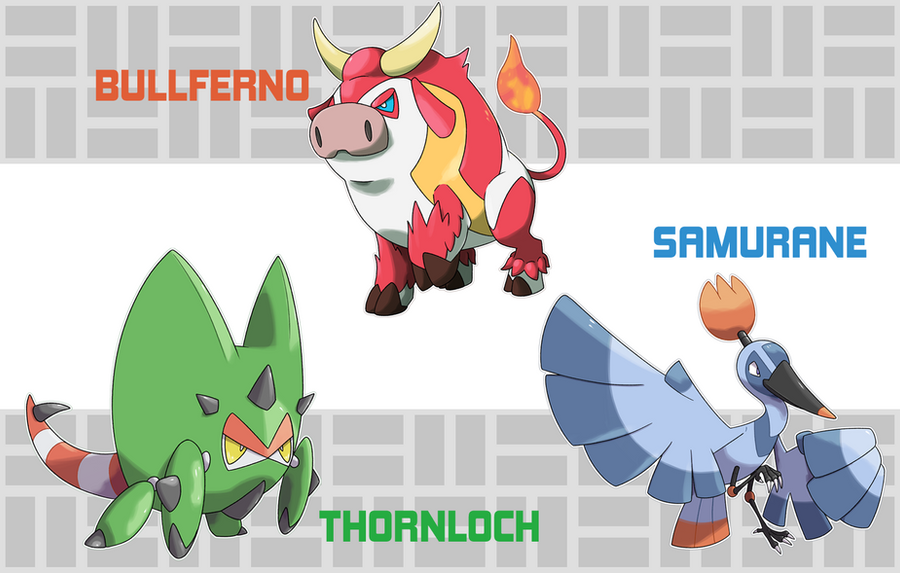 Starters: Stage 1 by Marix20