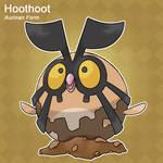 Hoothoot (Aurinan Form)