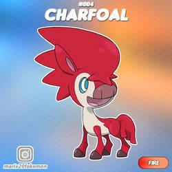 004 Charfoal