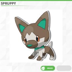 001 Spruppy
