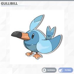 015 Gullibill