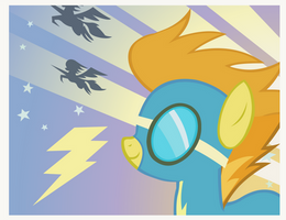 Vector - Spitfire Poster by The-Mystery-Of-Doom
