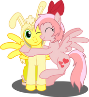My Little Tree Friends - Cuddles and Giggles by The-Mystery-Of-Doom