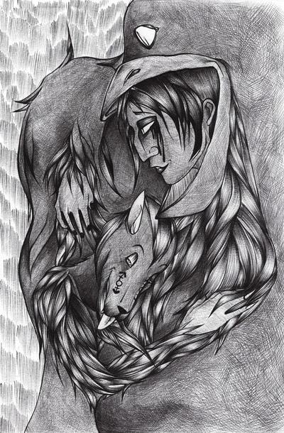 Frozen Beings, Raven Thoughts by Shinzomaru