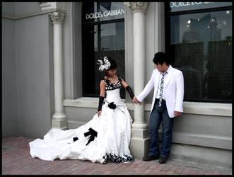 .wedding -. by NonBeliever
