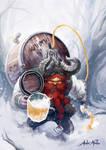 Beer Delivery Dwarf