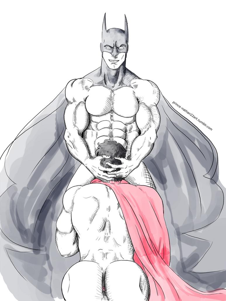 Batman vs. Superman by Prince-Nate