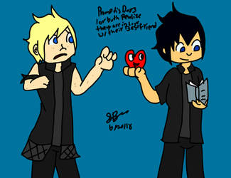 Promptis Day 3 by ShouToons