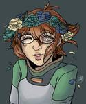 Flowercrown Pidge Redraw :0