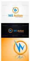 Will Action logo by nasirktk