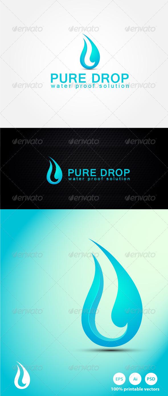 water drop designs