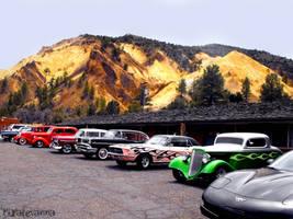 At Big Rock Candy Mountain by PirateYanna
