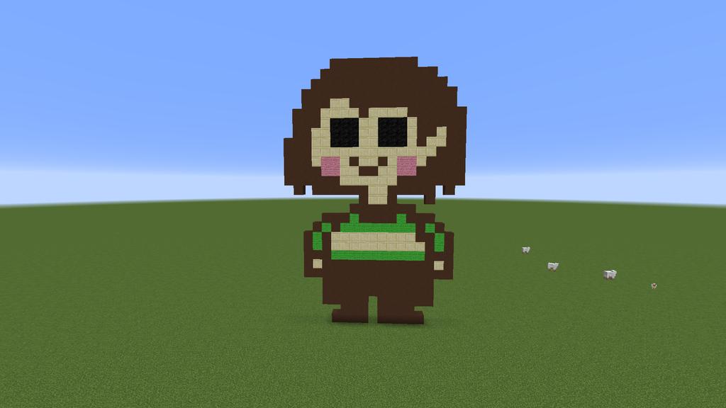 Minecraft Crafted Art