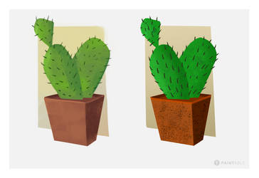 3-Painting Cactus Exercise-20200317